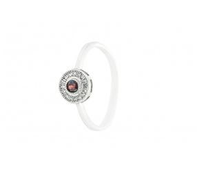 pierścionek ze srebra PS128CR
