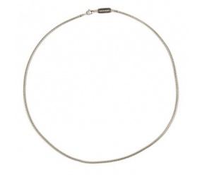 łańcuszek magnetyczny 961-4 linka srebrna dł. 60 cm.