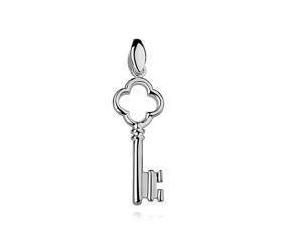 Srebrna zawieszka pr.925 kluczyk