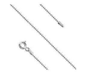 Bransoletka kulki diamentowane ze srebra pr. 925
