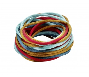 bransoletka/sznurek tekstylny 2575-2
