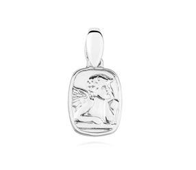 Srebrny medalik Aniołek pr.925
