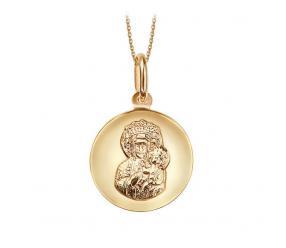 Staviori Medalik. Żółte Złoto 0,585.